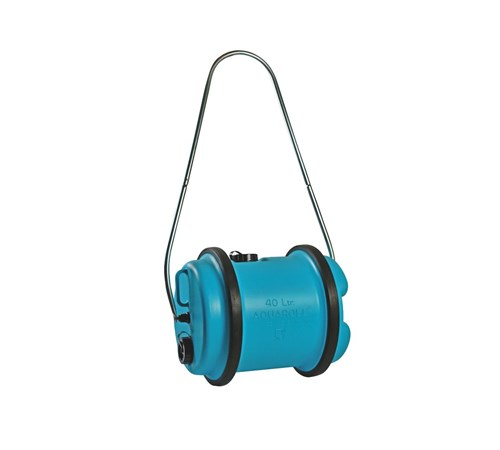 Aquaroll Economy Roll Along Water Carrier - 40 Litres
