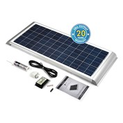 Solar Technology 80W Solar Complete Rooftop Kit