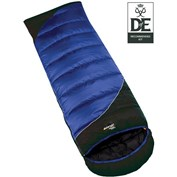 Vango Nitestar 300SQ Sleeping Bag R/H Zip – Surf Blue/Black