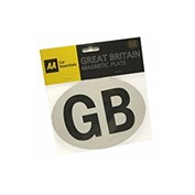 AA Magnetic GB Badge - One Size