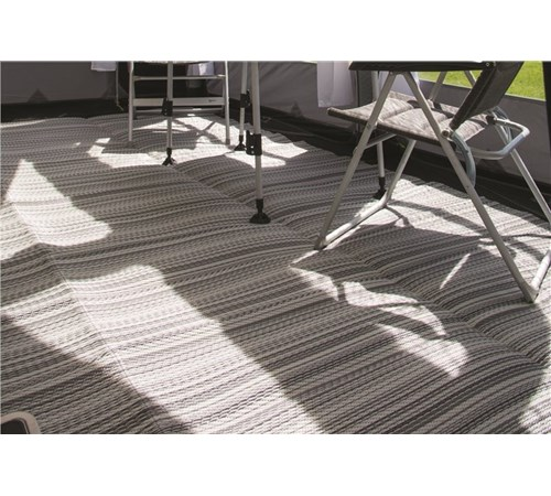 Kampa Exquisite Continental Cushioned Carpet - 250 x 700