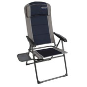 Quest Elite Ragley Pro Quick Dry Reclining Chair with Table
