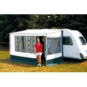 Fiamma Caravanstore Zip 410 Privacy Room Front & Sides Only - White