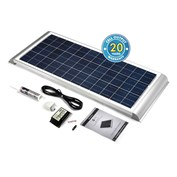 Solar Technology 100W Solar Complete Rooftop Kit