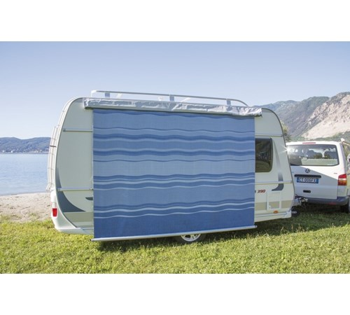 Fiamma Caravanstore Awning Canopy - XL 500 Royal Grey