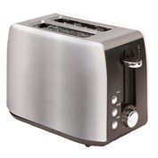 Quest 2 Slice Low Wattage Stainless Steel Toaster