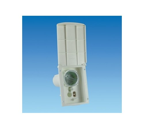 Filtapac Replacement Water Filter Housing (F105) - White