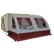 Cabanon Apache Mexico Porch Awning - Red