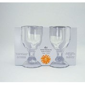 Flamefield 4pc Break-Resistant 14oz Bella Goblets