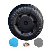 Spare Wheel for Aqua Pro/Waste Pro Water Carriers