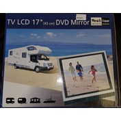 "Vechline 17"" LCD DVD/TV WIth Built In Mirror"