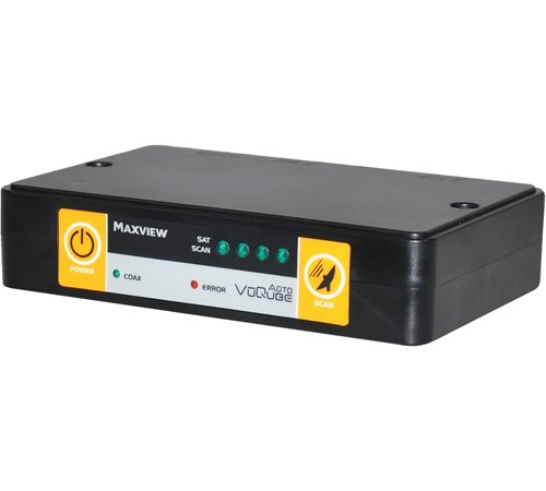 Maxview VuQube Fully Automatic Satellite System