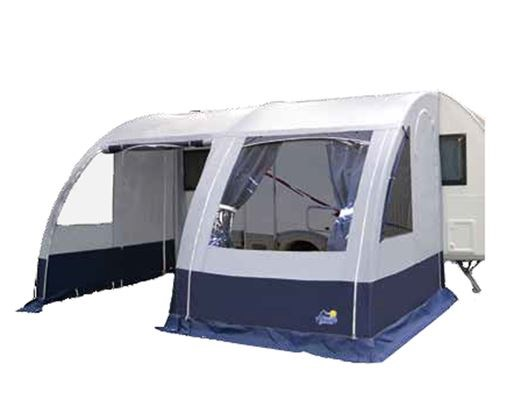 Cabanon Apache Mexico Porch Awning Blue Outdoor