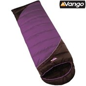 Vango Nitestar 300SQ Sleeping Bag L/H Zip - Dahlia/Black