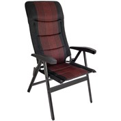 Westfield Outdoors Avantgarde Noblesse Reclining Chair - Deluxe Red Stripe
