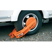 Purpleline Nemesis Heavy Duty Wheel Clamp