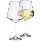 Savoy Unbreakable Wine Glasses - 450ml Twin Pack