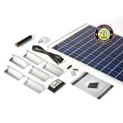 Solar Technology 120W Solar Complete Rooftop Kit