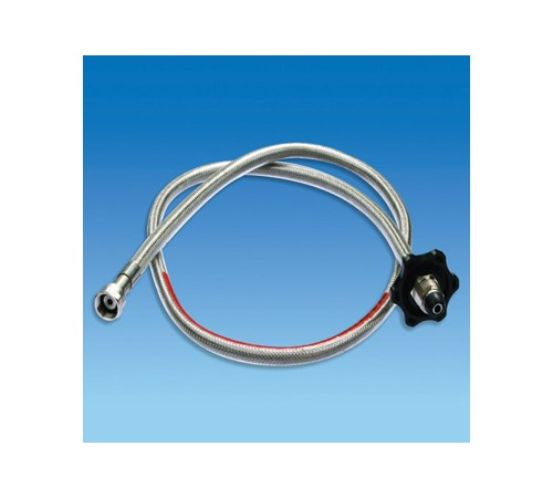 Stainless Steel Hose for Propane - 450mm