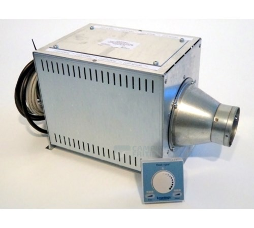 Kronings Heat 1500+ 230v Electric Heating System