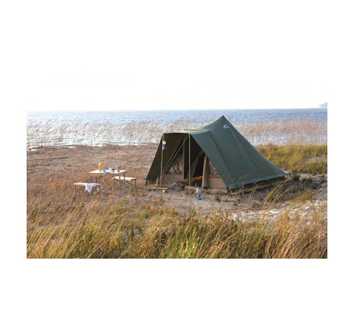 Cabanon Guadeloupe Pyramid Tent - 3 Person Sleeping