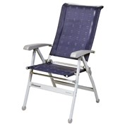 Dukdalf Forte Aluminium Chair - Blue