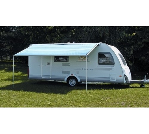 Fiamma Caravanstore Awning Canopy - 190 Royal Grey