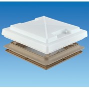 MPK 400 Rooflight Complete With Flynet - Beige