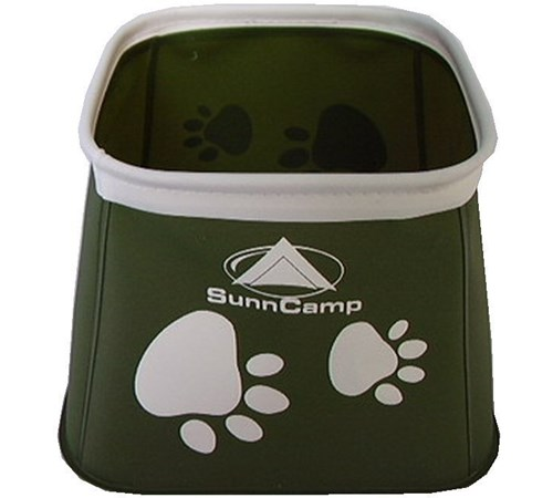 Sunncamp Collapsible Animal Water/Food Bowl