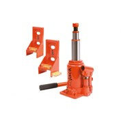 Kojack Single Axle Hydraulic Bottle Jack & Levelling System