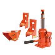 Kojack Twin Axle Hydraulic Bottle Jack & Levelling System