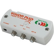 Vision Plus VP4 TV Amplifier With Signal Finder