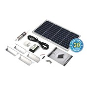 Solar Technology 30W Solar Complete Rooftop Kit