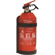Streetwize SWFE1G Dry Powder ABC Fire Extinguisher - 1Kg