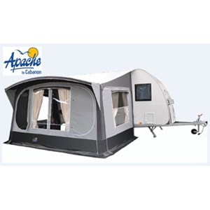 Apache Windsor Porch Awning - Alloy - Grey