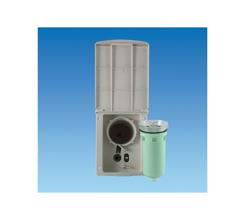 Filtapac Replacement Water Filter Housing (F105) - Beige