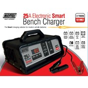 Maypole 25A 12V Electronic Bench Smart Charger - MP74225