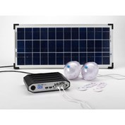 HUBi 10k Solar Power Hub Kit for Camping & Caravanning