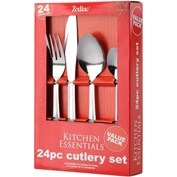 Zodiac Kitchen Essentials 24pc Cutlery Set