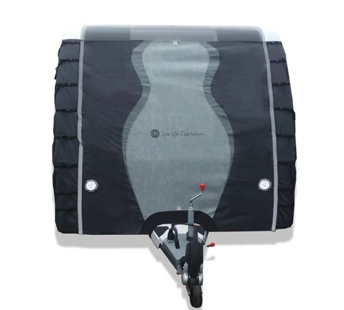 CPL Caravan Front Cover Towing Protector Pro - Universal Fit 215-250cm