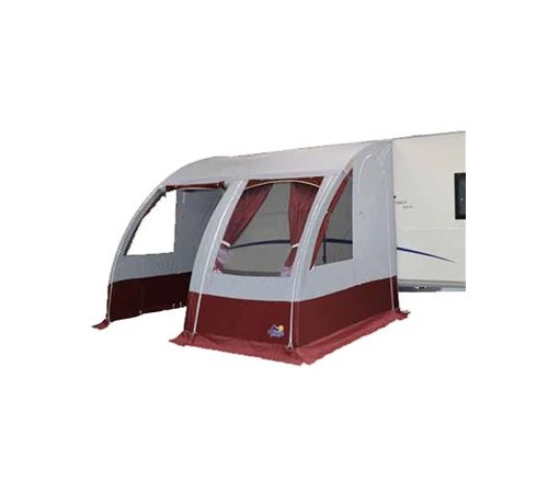 Cabanon Apache Milano Porch Awning - Red