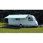 Fiamma Caravanstore Awning Canopy - 255 Royal Grey