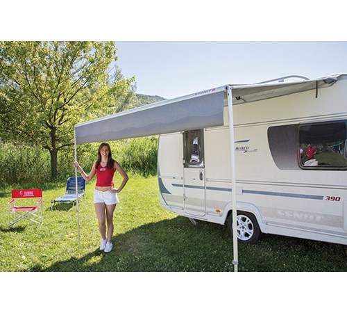Fiamma Caravanstore Awning Canopy - XL 280 Royal Blue