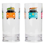 Camper Smiles Tall Tumbler Set - 560ml
