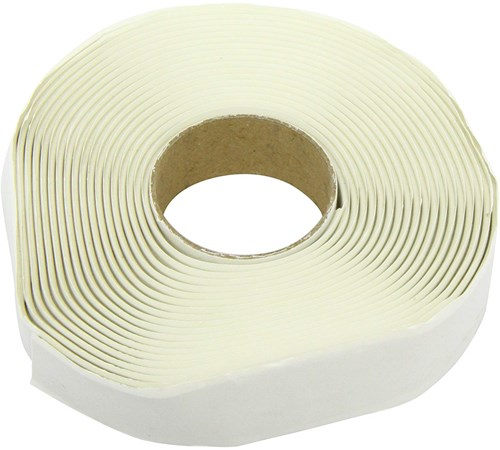 W4 Mastic Sealing Strip - White 19mm x 5 Mtr