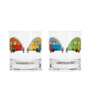 Love Caravanning Short Tumbler Set