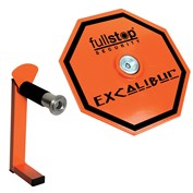 Purpleline Excalibur Caravan Wheel Lock