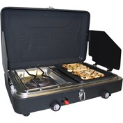 SunnGas Platinum Single Burner & Griddle Stove