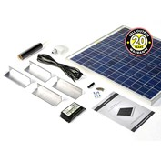 Solar Technology 60W Solar Complete Rooftop Kit