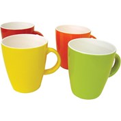 Quest Spectrum 4 Piece Mug Set